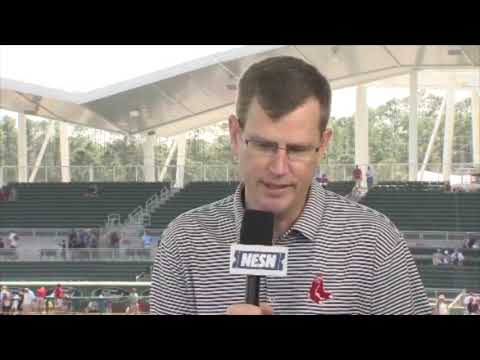 Video: Sam Kennedy Joins Tom Caron On Red Sox From Fort Myers