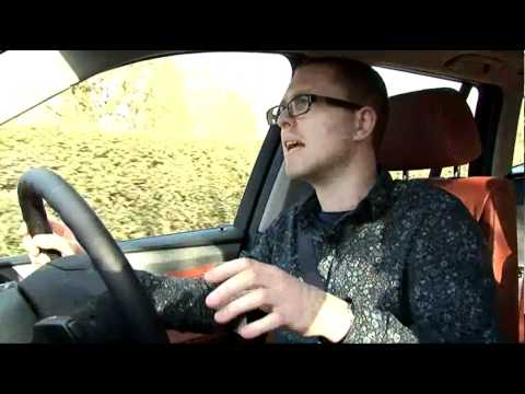 Fifth Gear Web TV — BMW X3 Review