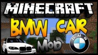 Minecraft 1.6.4 - Como Instalar BMW CAR MOD - ESPAÑOL