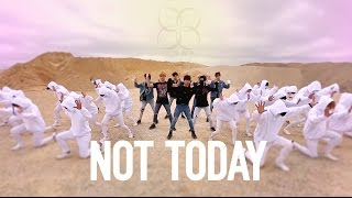 Download Lagu BTS (방탄소년단) - Not Today dance cover by RISIN' CREW from France Mp3
