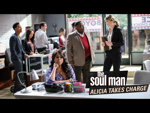 The Soul Man: Alicia Takes Charge