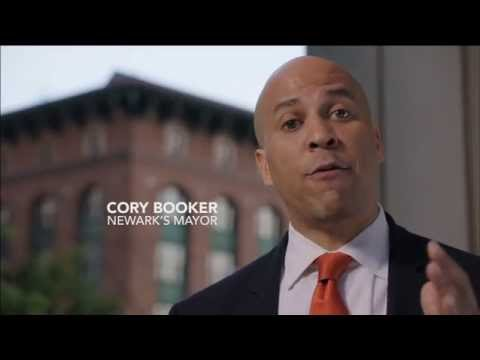 CoryBookerdotcom - Watch Cory Booker for Senate's first TV ad: