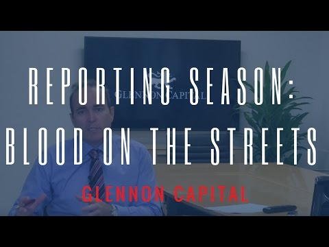 Reporting Season: Blood On The Streets
