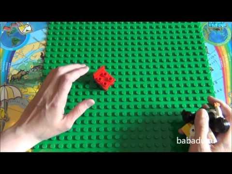 Мой первый Деревенский домик Lego Duplo (Лего Дупло)