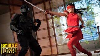 Nonton G.I. Joe Retaliation (2013) - Snake eyes vs Jinx |Training Test| Full scene (1080p) FULL HD. Film Subtitle Indonesia Streaming Movie Download