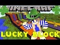 Minecraft-Lucky Block Race-LUCKY BLOCK MADNESS!!