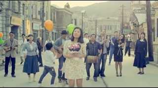 유권자의 노래 뮤직비디오 영상 캡쳐화면