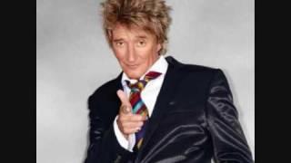 image of Rod Stewart - I don't wanna talk about it (W/lyrics)