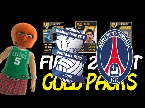 FIFA 12 Gold Pack - http://www.youtube.com/watch?v=H-Sfwf9vAkI&list=UUvykYmLZat7fsW9BJd9ct-A&index=1&feature=plcp CLICK HERE TO WATCH FIFA 12 BEST GOLD PACK EVER EP 34 CLICK HER...