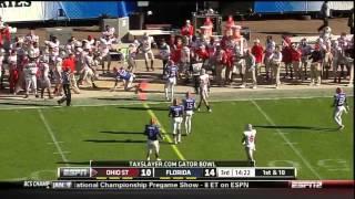 Jon Bostic vs Ohio State ()