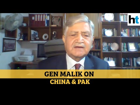Can India fight war on two fronts with China & Pakistan? Gen VP Malik answers