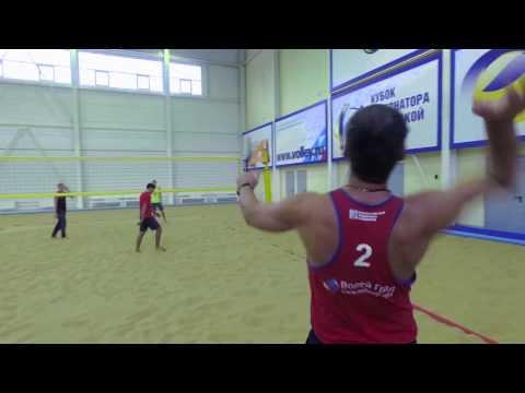 Спорткомплекс Пляжных видов спорта.