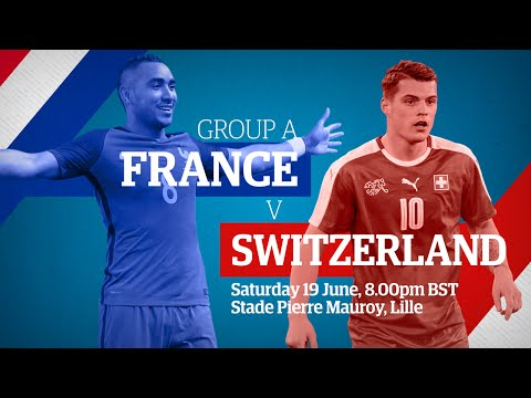 Euro 2016: France bid for first place, Romania and Albania seek survival