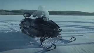 1. Yamaha Snowmobiles 2016 - Viking Professional 2