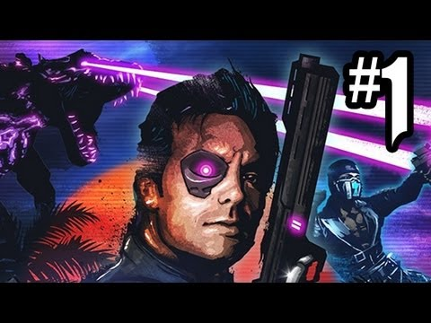 Far Cry 3 : Blood Dragon Xbox 360