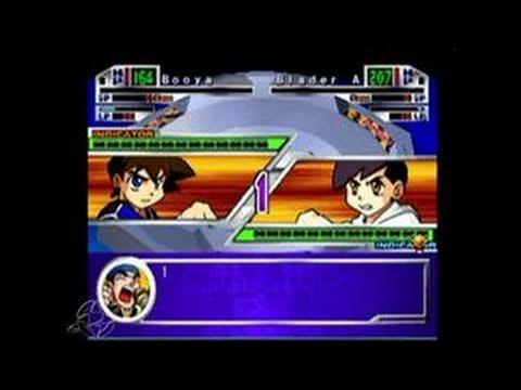 beyblade playstation 1