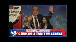 CHP 2 Bölge Milletvekili A Adayı Metin Doğan'dan Görkemli Gece 1