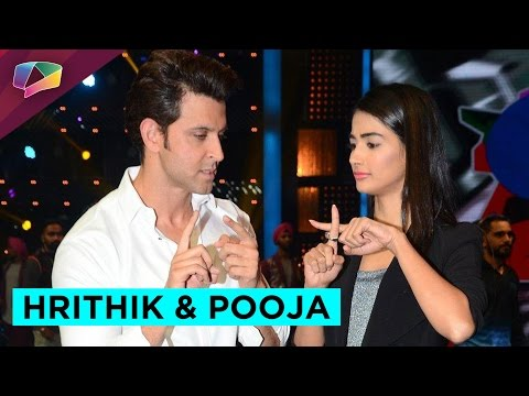 Hritik Roshan and Pooja Hegde set the stage on fir