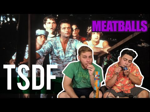 Meatballs (1979) Bill Murray | The Saturday Doobie Feature | Movies And Marijuana