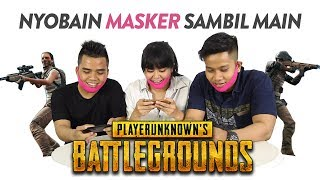 Download Video Imani & FD Dudes Nyobain Masker Bikin Tirus?? | FD Tried and Tested MP3 3GP MP4