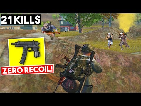 ONLY USING THE NEW WEAPON! | 20 KILLS SOLO Vs SQUADS | PUBG Mobile 🐼