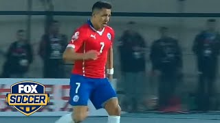 Can Chile win Copa America two years in a row? by FOX Soccer