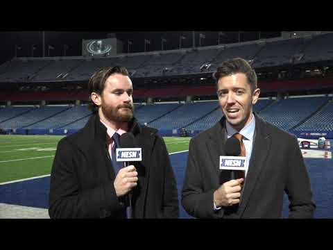 Video: Breaking down Patriots offense and defense in 25-6 victory over Bills