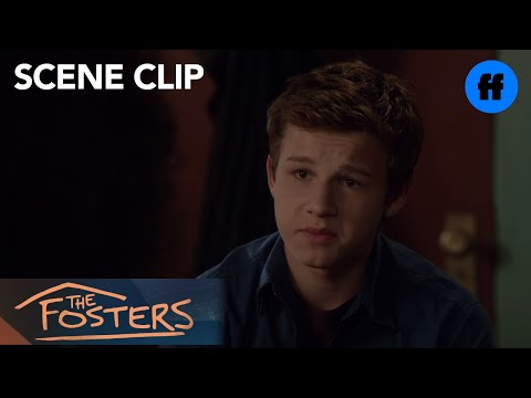 The Fosters 2.05 Clip 'Connor's Confession'