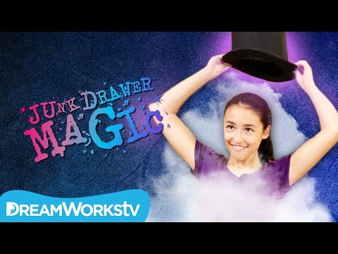 Shocking Magic Hat Trick | JUNK DRAWER MAGIC