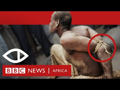 The Torture Virus: Tabay 'rampant' among Nigeria's security forces  - BBC Africa Eye documentary