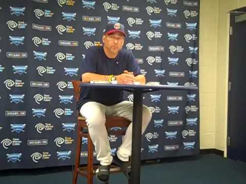 VIDEO: Terry Francona following win over Reds