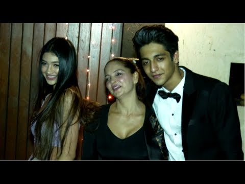 Birthday Celebration Of Chunky Pandey's Nephew Ahaan Pandey