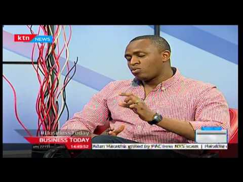Business Today 29th September 2015 - E-Commerce uptake in Kenya