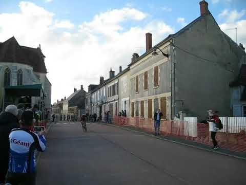Prix de Suilly la Tour Victoire de Louis Davadant en 2ème catégorie