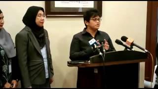 Mahkamah Khas Siber Mula Beroperasi 1 September 2016 - Azalina Othman Said