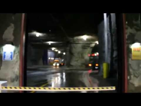 Underground - Interview with a truck driver who is entering an underground city and roadway system that stretches for thouslands of miles benieth the U.S. The driver says ...
