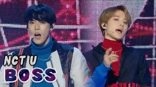 [Comeback Stage] NCT U - BOSS, 엔시티 유 - 보스 Show Music core 20180224