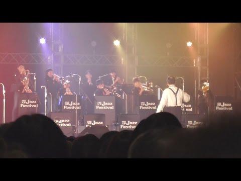 西内小学校金管バンド@太田市大学JazzFestival