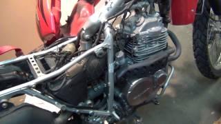 7. Honda XR650L Mods: SMOG Removal - Block Off Kit Installation