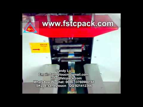 Automatic And Continous Flow Pack Tube Bar Packaging Machine -sandy