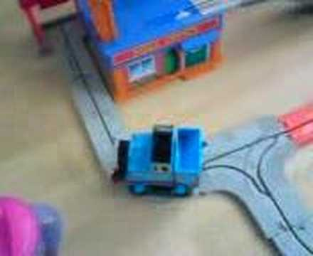 TomTomica - I am so impressed with this toy we got my little lad i had to upload the video of it! WOW.