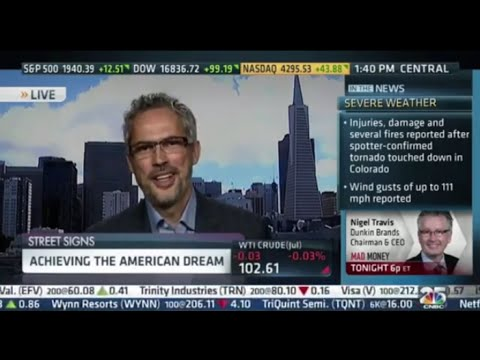 CNBC Street Signs - Achieving the American Dream