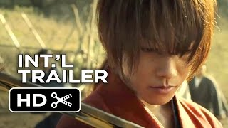 Nonton Rurouni Kenshin  Kyoto Inferno   The Legend Ends Official Trailer  2014    Japanese Live Action Hd Film Subtitle Indonesia Streaming Movie Download