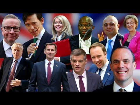 Großbritannien: Insgesamt zehn Kandidaten für Mays Nachfolge