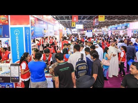 Gadgets galore at the Gitex Shopper Spring 2014