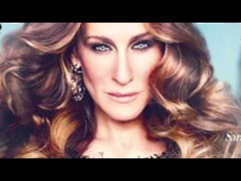 Sarah Jessica Parker is Unrecognizable on Harper's Bazaar Cover