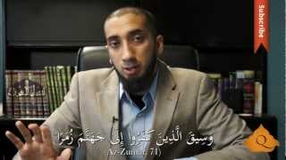 The Gates of Paradise - Nouman Ali Khan - Quran Weekly