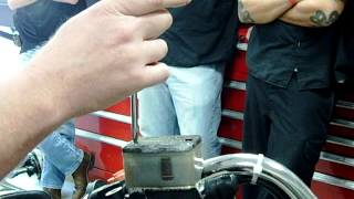 6. Removing stripped master cylinder screws WITHOUT damaging the master cylinder cap Part 1