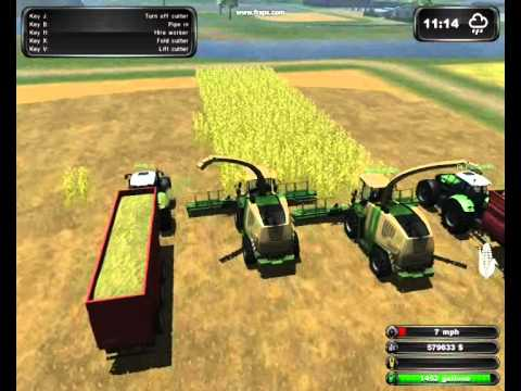 landwirtschafts simulator 2011 multiplayer