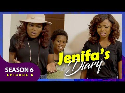 jenifa's diary S6EP6 - THE TRAP